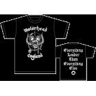 Motorhead: England T-Shirt
