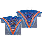 NY Mets: Tie Dye Men's T-Shirt