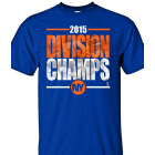 NY Mets: Division Champs T-Shirt