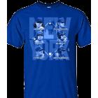 NY Mets: Lineup T-Shirt