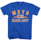 NY Mets: Kiss Rock City T-Shirt