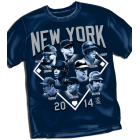 Yankees: 2014 Team Diamond T-Shirt