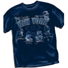 Yankees: Team Stitch T-Shirt