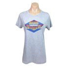 Night Ranger: Grey Girlie Tee