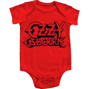 Ozzy: Blizzard of Ozz Onesie