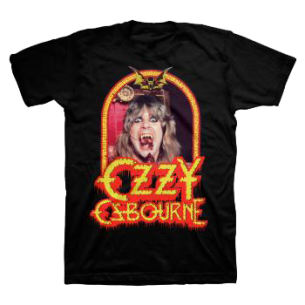 Ozzy: Vintage Speak of the Devil T-Shirt