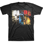 Pantera: Album Collage T-Shirt