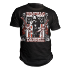 Dimebag Darrell: Guitar Flag T-Shirt