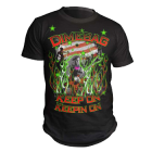 Dimebag Darrell: Flags & Stars T-Shirt