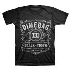 Dimebag Darrell: Whiskey Label T-Shirt