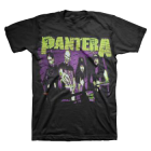Pantera: Group Sketch T-Shirt