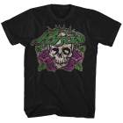 Poison: Skull & Roses T-Shirt