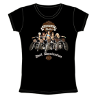 Pussycat Dolls: Motorcycle Girlie Tee