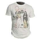 Queen: Band Photo T-Shirt