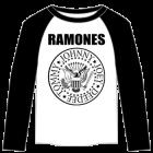 Ramones: Presidential Logo Shirt