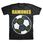 Ramones: Soccer Ball T-Shirt