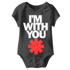 RHCP: I'm WIth You Onesie