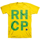 RHCP: Brazil Colors Logo T-Shirt