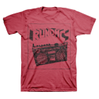 Run DMC: Boombox Sketch T-Shirt