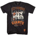 Kiss: San Francisco Giants T-Shirt