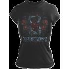 Scorpions: Roses Girlie Tee
