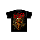 Slayer: Skull Wrap Crucifix T-Shirt