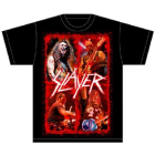Slayer: Photo Collage T-Shirt