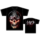 Slayer: Eagle Hat T-Shirt