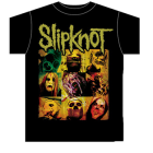 Slipknot: Group Squares T-Shirt