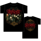 Slipknot: Blur Frame Group T-Shirt
