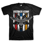 System of a Down: Eagle Colors T-Shirt