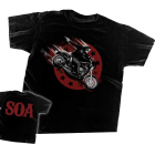 Sons of Anarchy: Jax in Action T-Shirt
