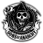 Sons of Anarchy: Circle Patch
