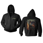 Suffocation: Zipper Hoodie