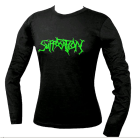 Suffocation: Logo Girlie Tee