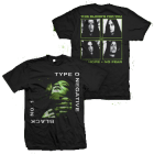 Type O Negative: Black #1 T-Shirt