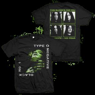 Type O Negative: Black #1 T-Shirt