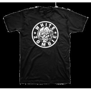 White Zombie: Classic Zombie Logo T-Shirt