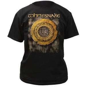 Whitesnake: Seal Logo T-Shirt