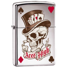 Aces High: Custom Zippo Lighter